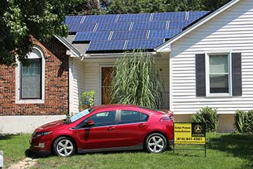 FREE FUEL FOREVER – Solar Power Your Electric Car