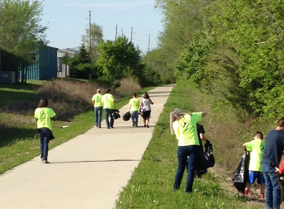 Good Energy Solutions Cleans Up on Earth Day