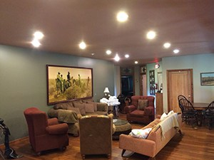 Circle S Ranch located in Kansas uses LEDs to Reduce Energy Use